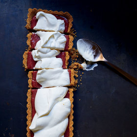 Food & Wine: Berry Vinegar Tart
