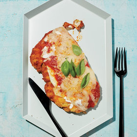 Food & Wine: Chicken Parmesan