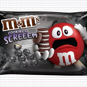 Food & Wine: Cookies and Cream M&M's Are Already Here (Yes, Right Now)