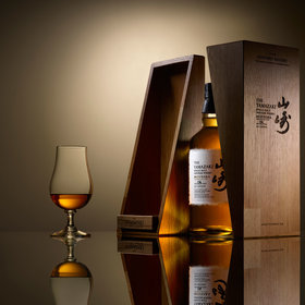 Food & Wine: The New Yamazaki Bottle Should Be on Every Whisky Drinker's Bucket List