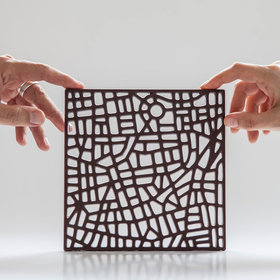 Food & Wine: You Could Be Eating a Chocolate Map of Your City