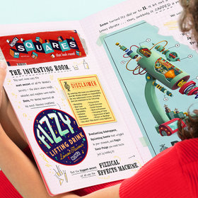 Food & Wine: Willy Wonka Book Offers a Personalized Adventure Through the Chocolate Factory
