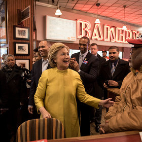 Food & Wine: In Her New Book, Hillary Clinton Shares Everything She Ate on the Campaign Trail, Down to Her Go-To Condiment