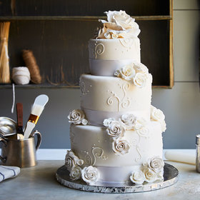 Food & Wine: Duff Goldman Created a DIY Wedding Cake Kit for Chef'd