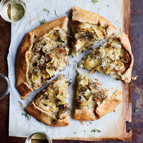 Food & Wine: Winter Galette