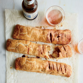 mkgalleryamp; Wine: Pork-and-Apple Bedfordshire Clangers