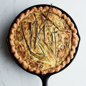 Food & Wine: Ricotta and Scallion 