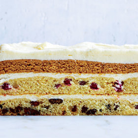 Food & Wine: Three-Layer Thanksgiving Cake