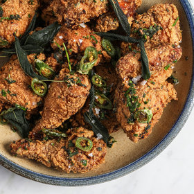 Food & Wine: Late-Night Fried Chicken