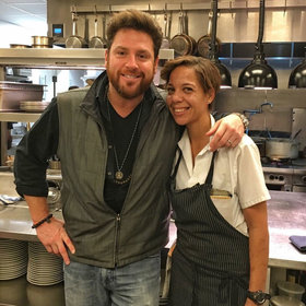 Food & Wine: Scott Conant's Guest Chef Series at Fusco Starts With 2017 Best New Chef Nina Compton [Video]