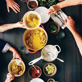 Food & Wine: How We Eat Now: The New American Table