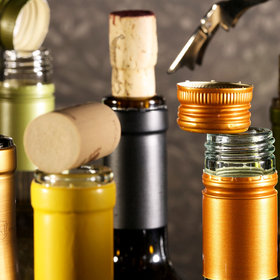 Food & Wine: Corks Make Wine Taste Better, According to the Results of This Experiment