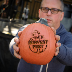 Food & Wine: The Best Moments From the Fulton Market Harvest Fest