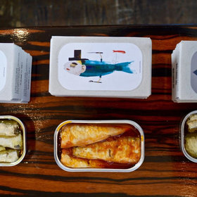 Food & Wine: How to Serve Tinned Seafood, the Perfect Party Food