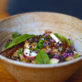 Food & Wine: This Bone Marrow Fried Rice Is the Stuff of Dreams