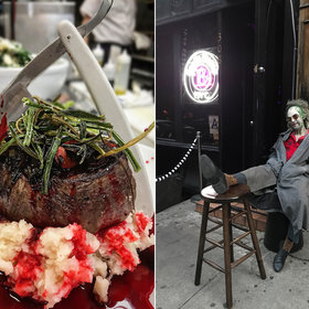 Food & Wine: 9 Horror-Themed Restaurants Around the Country to Indulge Your Inner Ghoul