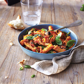 Food & Wine: Slow-Cooker Pasta Bake