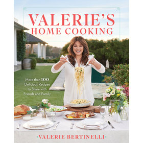 Food & Wine: For Valerie Bertinelli, Dinner Time Is Family Time