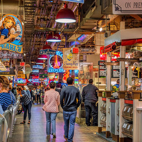 Food & Wine: These Historic American Markets Are Better Than Your Shiny New Food Halls