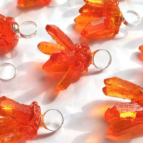 Food & Wine: A Designer Candy Shop Is Selling Crystal Campari Ring Pops