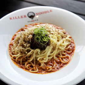Food & Wine: Please Don't Hurt Yourself at Tsujita's Killer Noodle