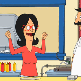 Food & Wine: 'Supportive Burger Wife' Is the 'Bob's Burgers' Costume That Doesn't Infringe on Any Copyrights