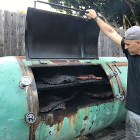 Food & Wine: How the Man Behind Trudy's Underground Barbecue Became an L.A. Legend