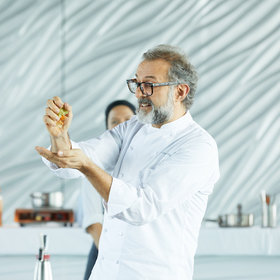 Food & Wine: Massimo Bottura Will Never Open a Restaurant in New York City, Here's Why
