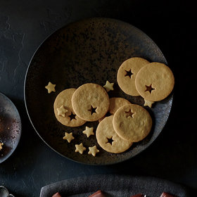 Food & Wine: Einkorn Shortbreads