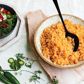 Food & Wine: Spanish Rice
