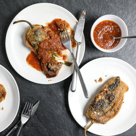 Food & Wine: Chiles Rellenos