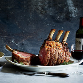 Food & Wine: Beef Rib Roast