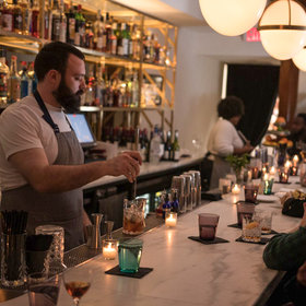 Food & Wine: Why a Philadelphia Bartender Is Using a Centuries-Old Math Formula to Make Drinks