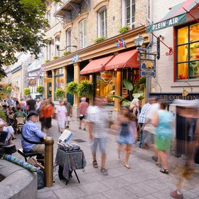 Food & Wine: What to Do in Quebec City's Quartier Petit Champlain