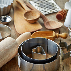 Food & Wine: 7 Easy Ways to Create a Baker's Kitchen