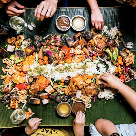 Food & Wine: Getting Festive, Filipino Style