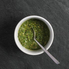 Food & Wine: Minty Salsa Verde