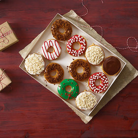 Food & Wine: Cookie-Inspired Dunkin' Donuts Mash Up Two Treats for the Holidays