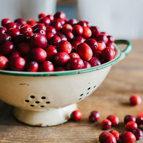 Food & Wine: Use That Cranberry Sauce in Cocktails This Thanksgiving