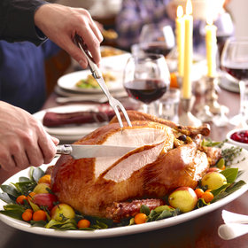 Food & Wine: How Hollywood Food Stylists Make the Perfect Holiday Turkey