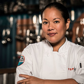 mkgalleryamp; Wine: 'Top Chef's' Lee Anne Wong on Working Behind the Scenes and Getting Back into the Competition