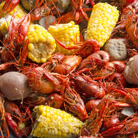 Food & Wine: What to Do—and What Not to Do—at Your First Crawfish Boil