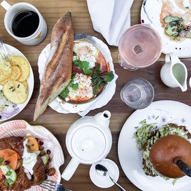 Food & Wine: Melody on Virgil Is East Hollywood's New Brunch Oasis