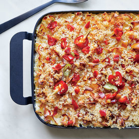 Food & Wine: Pickled Pepper Macaroni and Cheese