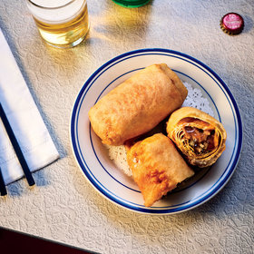 Food & Wine: Original Egg Rolls
