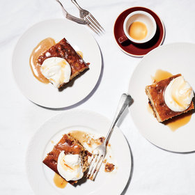Food & Wine: Banana Sticky Toffee Pudding