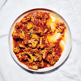 mkgalleryamp; Wine: Cauliflower Curry