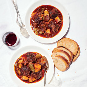 mkgalleryamp; Wine: Hungarian Goulash