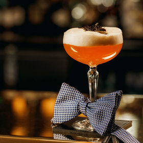 Food & Wine: Try a Scotch and Bowtie Pairing at This Posh London Hotel
