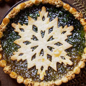 mkgalleryamp; Wine: This Artist's '12 Days of Crustmas' Series Celebrates Christmas With Pie